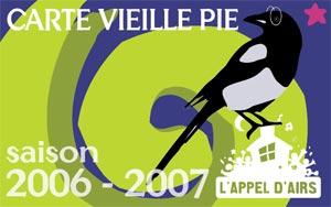 La nouvelle Carte Vieille Pie