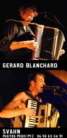 Gérard Blanchard et SVAHN à l'Appel d'Airs