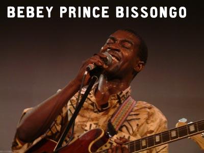 BEBEY PRINCE BISSONGO